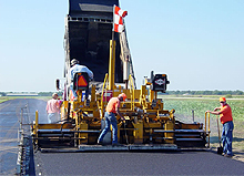 Asphalt Paving & Installation Services