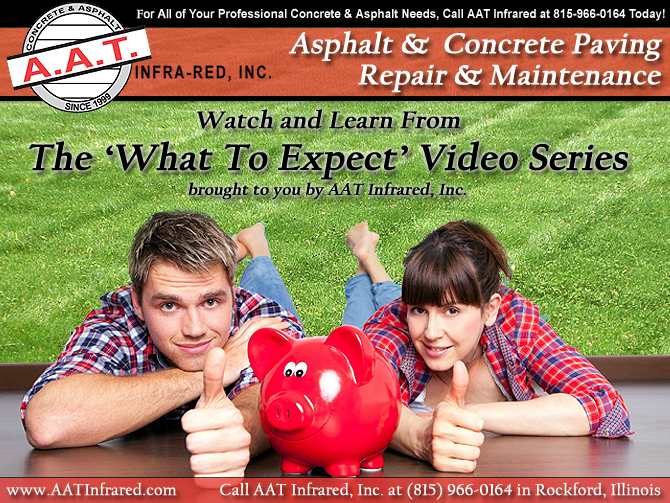 The 'What To Expect' Video Series - Because Quality is What You Can Expect Fro AAT Infrared, Inc. of Rockford, IL