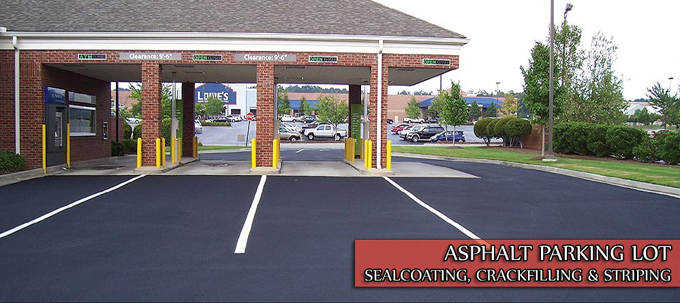 Asphalt Paving and Repair Services